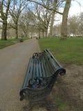Parque del verde de Londres Imagen de archivo libre de regalías