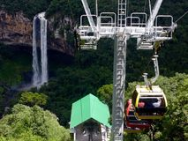 Parque do Caracol Canela Royalty Free Stock Photography