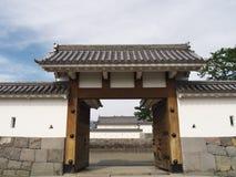 Parque do castelo de Odawara Fotografia de Stock Royalty Free