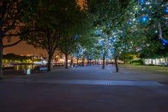 Parque do centro de cidade de Londres Fotos de Stock
