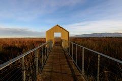 Parque do condado de Alvison fotografia de stock