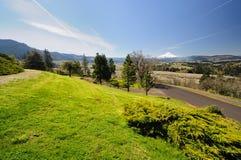 Parque do condado do ponto do panorama Fotos de Stock Royalty Free