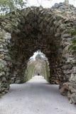Parque do Eremitage, palácio velho em Bayreuth, Alemanha, 2015 foto de stock royalty free