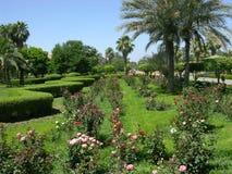 Parque do hasna de Lalla em C4marraquexe Marrocos Foto de Stock Royalty Free