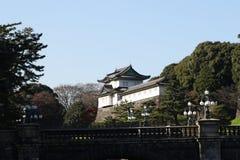Parque do imperador, Tokyo Imagens de Stock