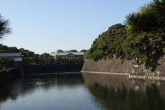 Parque do imperador, Tokyo Fotos de Stock