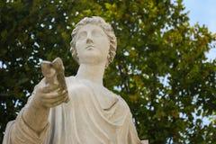 Parque do jardim do palácio de Schonbrunn, Viena Imagens de Stock Royalty Free