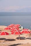 Parque do mar inoperante fotografia de stock