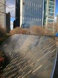 Parque do milênio, Chicago Foto de Stock