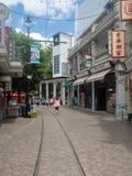 Parque do oceano, Hong Kong imagens de stock royalty free