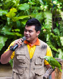 Parque do pássaro do quilolitro Foto de Stock