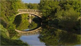 Parque do país de Pollok - Glasgow Fotografia de Stock