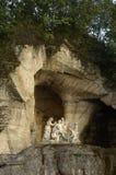 Parque do palácio de Versalhes imagens de stock royalty free