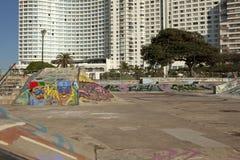 Parque do patim, Durban imagens de stock royalty free