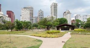 Parque do Povo Sao Paulo Brazil Stock Image