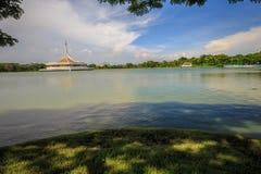 Parque do rama ix do luang de Suan, Imagens de Stock Royalty Free