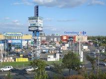 Parque do retalho de Vitantis em Bucareste Imagem de Stock Royalty Free