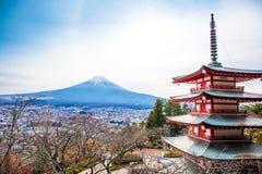 Parque do sengen de Arakurayama foto de stock royalty free