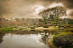 Parque do Tóquio Foto de Stock Royalty Free