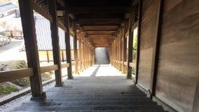 parque do templo de nara Fotos de Stock Royalty Free