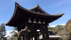 parque do templo de nara Imagem de Stock Royalty Free