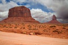 Parque do vale dos monumentos Imagens de Stock Royalty Free