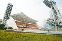 Parque dos Jogos Asiáticos de Haixinsha Fotografia de Stock