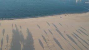 Parque e Santa Barbara Waterfront do embaixador vídeos de arquivo