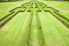 Parque Eduardo VII στη Λισσαβώνα - λεπτομέρεια Πορτογαλία κήπων Στοκ φωτογραφία με δικαίωμα ελεύθερης χρήσης