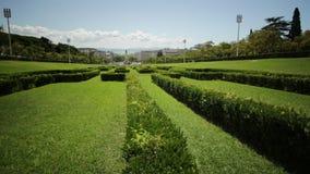 Parque Eduardo VII almacen de video