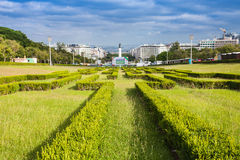 Parque Eduardo VII Imagenes de archivo