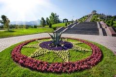 Parque em Almaty fotos de stock royalty free