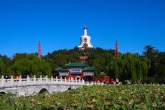 Parque em Beijing Imagens de Stock Royalty Free