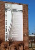 Parque em Lorraine Motel, Memphis Tennessee dos fundadores Fotos de Stock Royalty Free