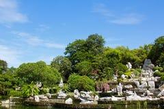 Parque em Tailândia. Imagem de Stock