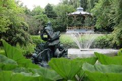 Parque en Bélgica Fotos de archivo libres de regalías
