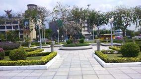 Parque en Bangkok Imagen de archivo libre de regalías