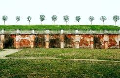 Parque en Petergof Imagenes de archivo