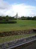 Parque en Reykjavik Foto de archivo libre de regalías