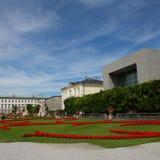 Parque en Salzburg Fotografía de archivo