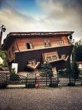 Parque en Szymbark Fotografía de archivo libre de regalías