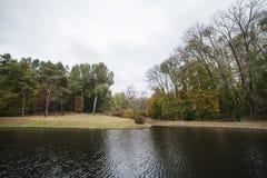 Parque en Ucrania Imágenes de archivo libres de regalías