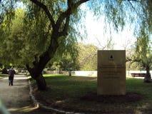 Parque en Valencia Lizenzfreies Stockfoto