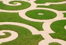 Parque en Versalles Foto de archivo libre de regalías