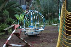 parque encantado Foto de archivo