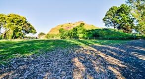 Parque escénico de las opiniones de las alturas de la corona el día soleado imagenes de archivo
