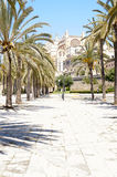 Parque, Espanha Foto de Stock Royalty Free