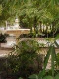 Parque Espanha-Europa de Malaga Foto de Stock Royalty Free