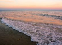 Parque estadual da praia de Illinois Fotos de Stock Royalty Free