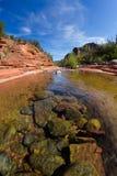 Parque estadual da rocha de Silde Imagem de Stock Royalty Free